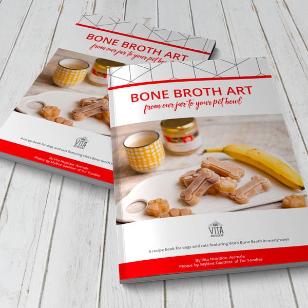 Bone broth ebook - Vita Nutrition animale