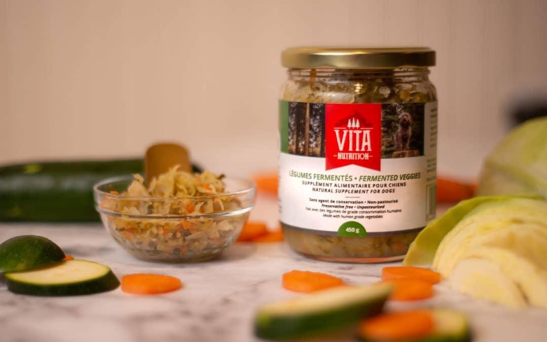 L'avantage des légumes fermentés